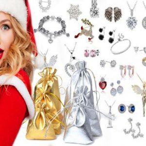 Luxury Jewellery Advent Calendar Pouches – 24 Bespoke Pieces