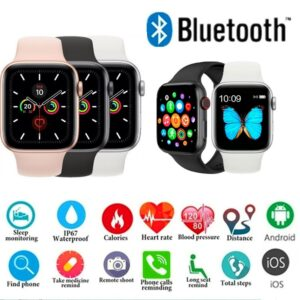 2021 Bluetooth Smart Watch – Apple & Android