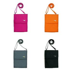 Cross-Body Travel Bag – 4 Colours