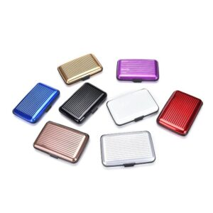 Credit Card Holders – 5 Colours