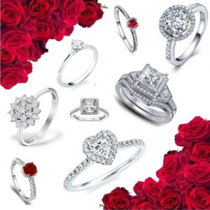 COUNTDOWN TO MOTHER'S DAY – 14 MYSTERY RINGS POUCHES
