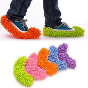 5 Pair Floor Mop Slippers